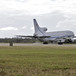 ICON Arrival at Skid Strip at Cape Canaveral Air Force Station in Florida