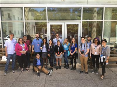 "Social media group spends a day at SSL for ICON ""NASA Social"""