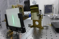 EUV Alignment and Calibration has begun